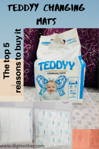 Teddyy Changing Mats Review - The top 5 reasons to buy it