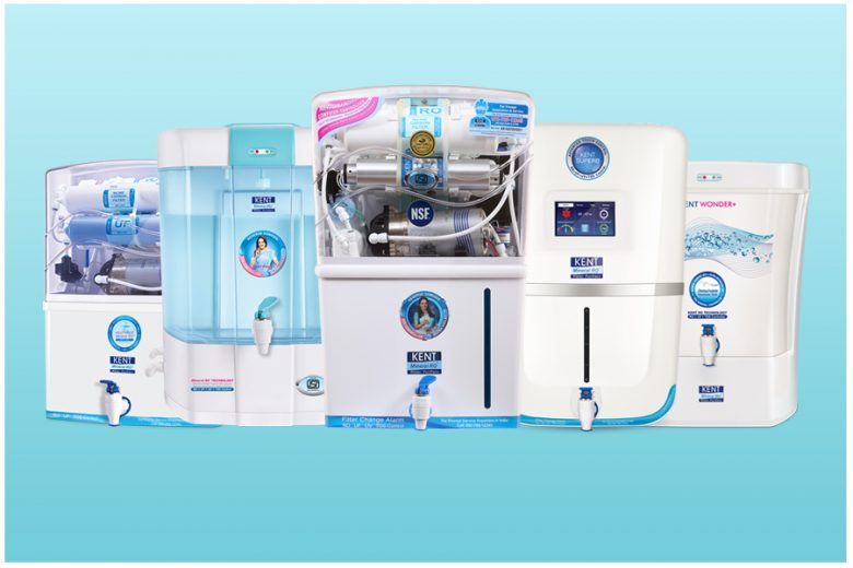 Kent water softeners india