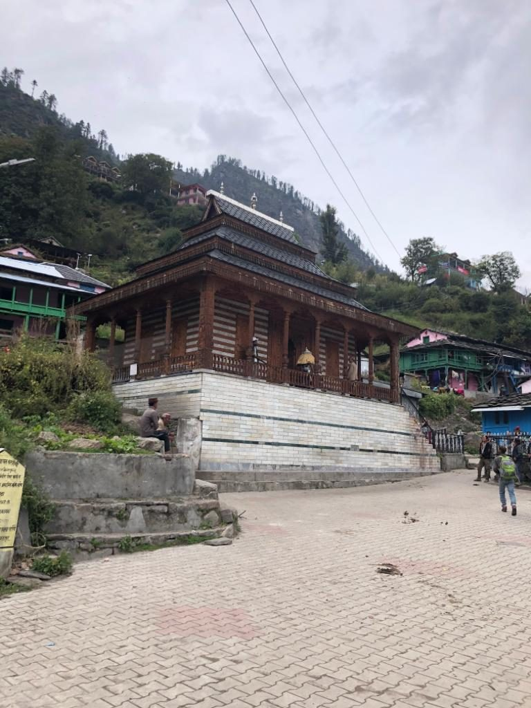 Tosh village experience in Parvati valley