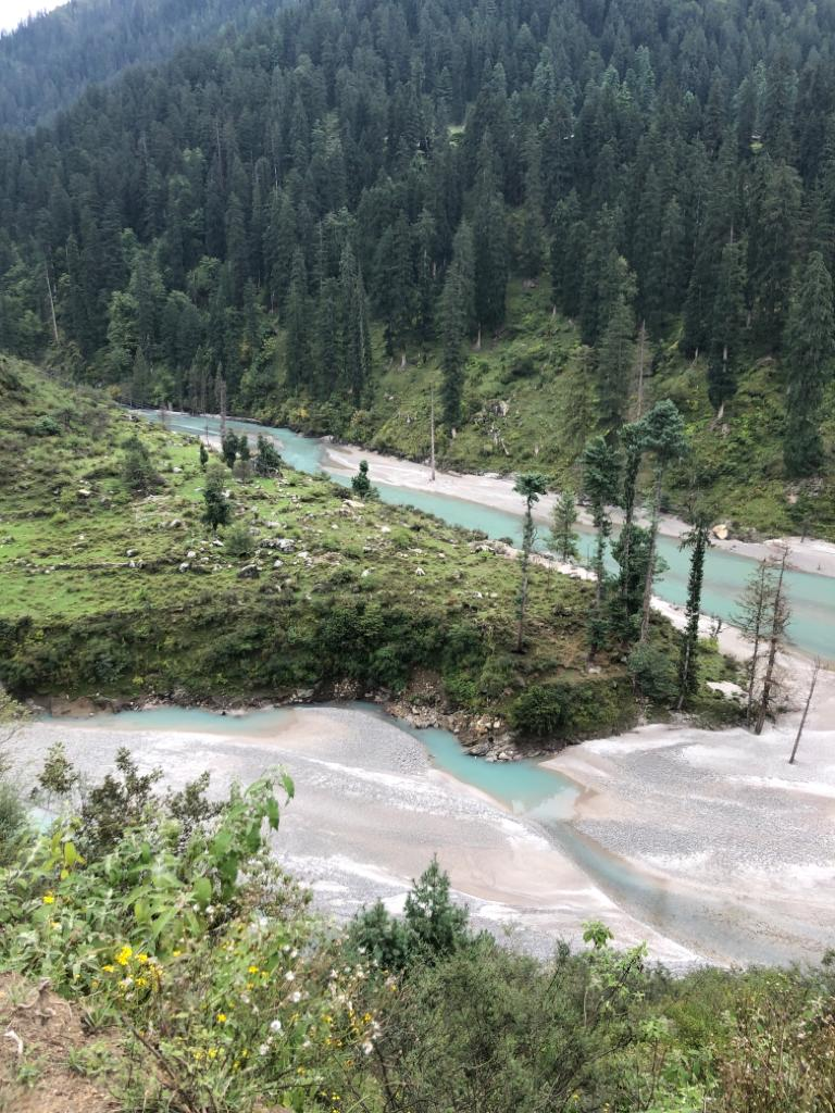 Parvati Hydel Project