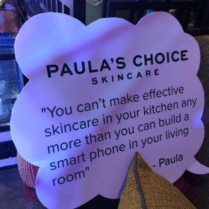 Paula's Choice Skincare launch in India