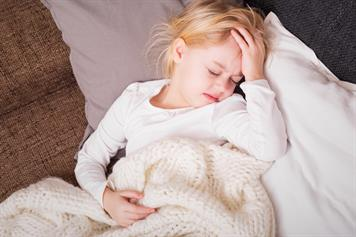 #IPromiseToStopFlu How to treat the child with the flu
