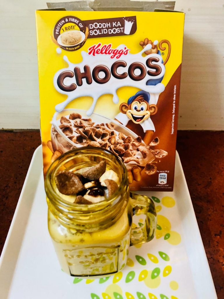 Kellogg's breakfast