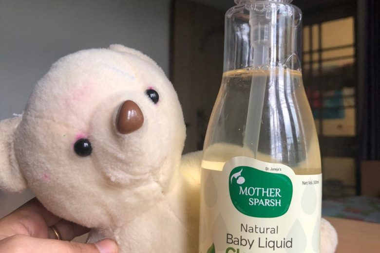 Mother Sparsh Baby Liquid Cleanser